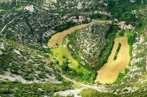 Cirque de Navacelles - Oenotourisme Occitanie - Domaine de l'Arbousier - Tourisme Hérault