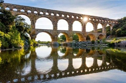 Pont du Gard- Oenotourisme Occitanie - Domaine de l'Arbousier - Tourisme Hérault