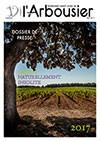 Dossier-de-presse - Domaine de l'arbousier 2017 - Oenotourisme Montpellier
